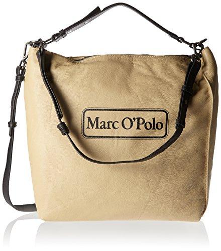 Marc O'Polo - Retro One, Borse a spalla Donna Beige (Cream)