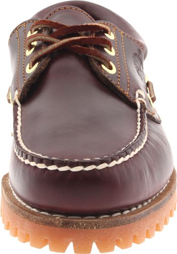 Timberland Trad Hs 3 Eye Lug, Chaussures basses homme Bordeaux