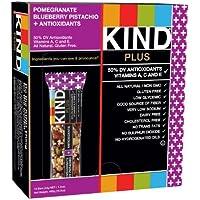 Kind Plus Pomegranate Blueberry Pistachio + Antioxidants - 12 - 40g/1.4 oz