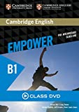 Cambridge English Empower B1. Class DVD