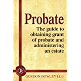 Probate (English Edition)