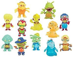 Giochi Preziosi Exogini Blister 1 Alien Coleccionable (EXG00010k) , Modelos/colores Surtidos, 1 Unidad