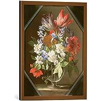 Quadro con cornice: Abraham Brueghel
