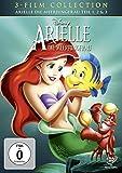 Arielle, die Meerjungfrau - Teil 1, 2 & 3 [3 DVDs]