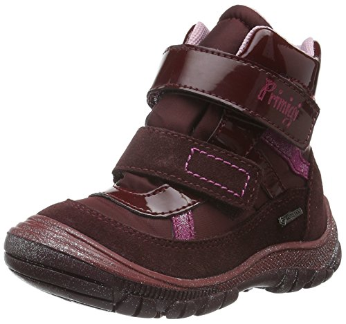 Primigi Mädchen Meccoy-E High-Top Rot (Vino/Bordo)