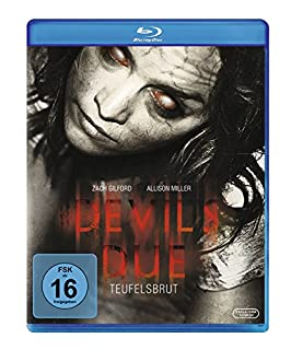 Devil's Due - Teufelsbrut [Blu-ray]
