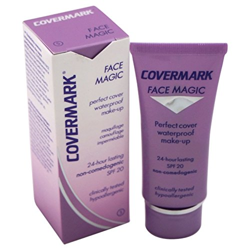 Covermark Face Magic Tubetto Fondotinta, Colore 5 - 30 ml