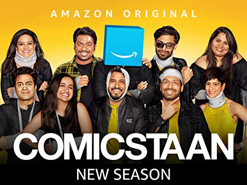 Comicstaan - Season 2