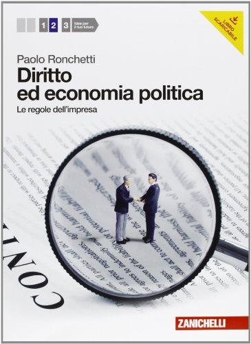 Diritto ed economia politica. Con espansione online. Per le Scuole superiori: 2