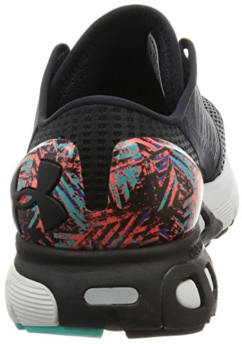 Under Armour 2017 Mens Speedform Europa Baskets de Course City Chaussures de Sport Black/Rhino Gray