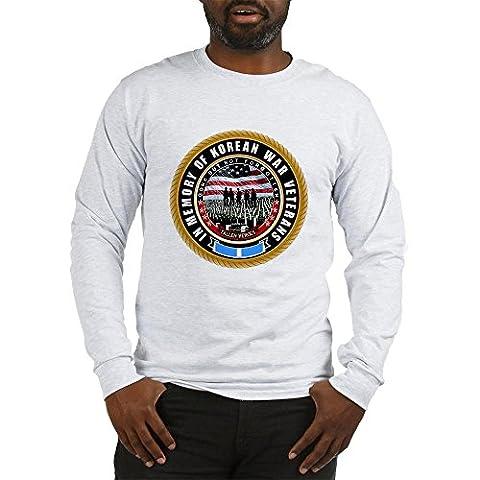 CafePress - Korean War Veterans - Unisex Cotton Long Sleeve