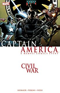 Civil War: Captain America (0785127984) | Amazon price tracker / tracking, Amazon price history charts, Amazon price watches, Amazon price drop alerts
