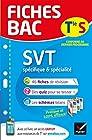 Fiches bac SVT Tle S (spécifique & spécialité) Fiches de révision Terminale S
