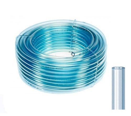 Kraftstoffschlauch Spritschlauch 6mm PVC Diesel Aquarium Wasserschlauch 5m Schläuche Luftschlauch Gartenschlauch