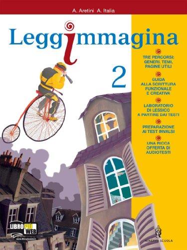 Leggimmagina Volume 2 + Il libro di lettura. Con espansione online. Per la Scuola media