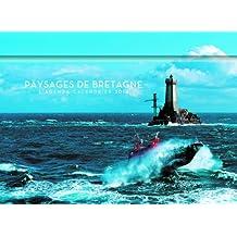 Paysages de Bretagne : L'agenda-calendrier 2014