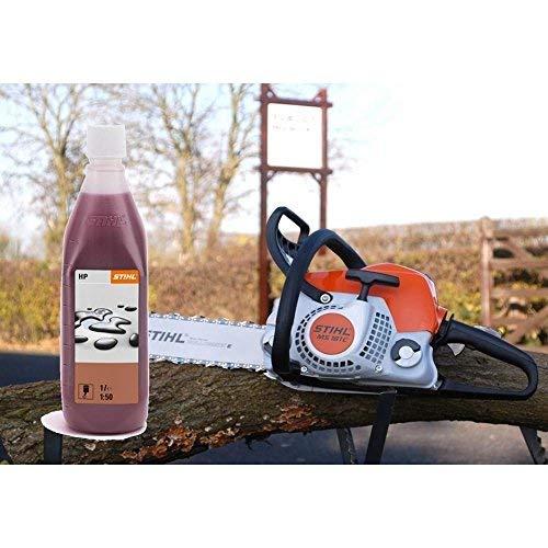 Stihl Öl 2tiempos. 1Liter Flasche 07813198410