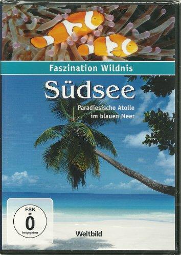 Faszination Wildnis - SÜDSEE - Paradiesische Atolle im blauen Meer - Wildnis Blau