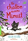 Un chaton nommé Minuit  par Peters