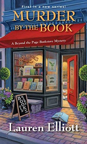 Buchseite und Rezensionen zu 'Murder by the Book' von Lauren Elliott