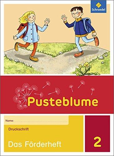Preisvergleich Produktbild Pusteblume - Ausgabe 2015: Förderheft 2 DS