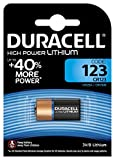 Duracell Ultra DL123 3V Lithium Camera Battery