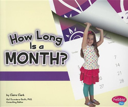 How Long Is a Month? Paperback