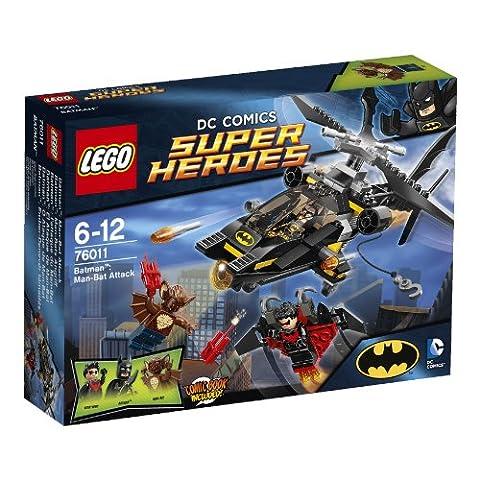 LEGO Super Heroes - Dc Universe - 76011 - Jeu