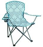 Highlander Moray Camping Chair - Blue Swirl