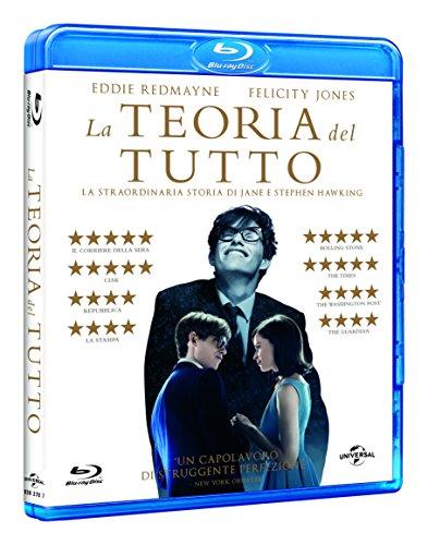 La Teoria Del Tutto (Blu-Ray)