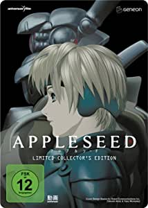 Appleseed (Steelbook) [2 DVDs] [Limited Collector's Edition] [Limited Edition]