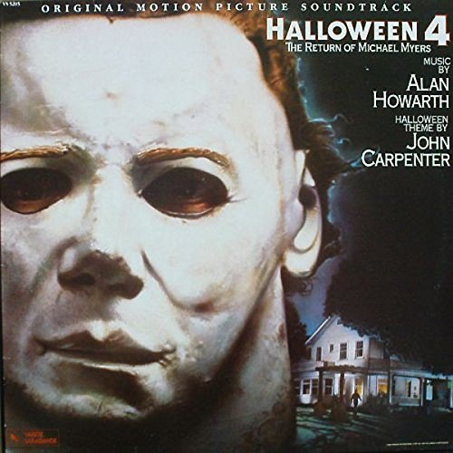 LP] (Halloween Vinyl Soundtrack)