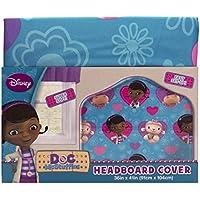 Disney Jr Doc McStuffins Microfiber Headboard Cover preisvergleich bei kinderzimmerdekopreise.eu