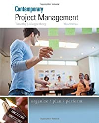 Contemporary Project Management by Kloppenborg, Timothy (2014) Hardcover