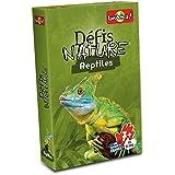 Bioviva - 0101003108 - Jeu de Société - Défis Nature - Reptiles