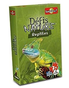 Bioviva - 280037 - Défis Nature - Reptiles