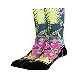 LUF SOX Classics Deep Tropic - Socken für Damen und Herren, Unisex-Größe 36-40 und 41-46, mehrfarbig, Ferse und Fußspitze leicht gepolstert