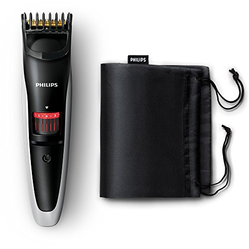 Price comparison product image Philips Series 3000 Beard and Stubble Trimmer with Titanium Blades - QT4013 / 23