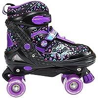 suchergebnis auf f r lila rollschuhe inline skates rollschuhe sport freizeit. Black Bedroom Furniture Sets. Home Design Ideas