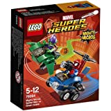 LEGO Super Heroes - Set Mighty Micros: Spider-Man vs. Duende Verde (76064)