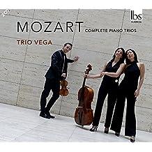 Sämtliche Trios Für Klavier,Violine und Cello [Import allemand]