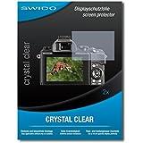"2 x SWIDO® protecteur d'écran Olympus Stylus 1s film protecteur feuille ""CrystalClear"" invisible"