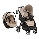 Hauck, Passeggino Lift Up 4 Shop n Drive incl. ovetto Zero Plus Comfort, Nero (schwarz)