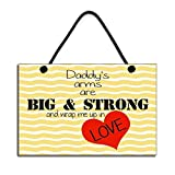 Best Cadeaux personnalisés Wraps main - Daddy's Bras sont Big et Solide et Wrap Review