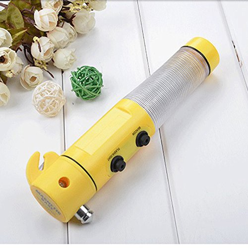 Sedeta Taschenlampe lifesaving Hammer Multi Funktion Sicherheit LKW Auto Flash Taschenlampe Hammer Escape Tool Hot