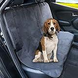 welltobuy Sitzkissen Fußmatten Pet Rücksitzmatten Auto Vier Jahreszeiten Universal Haustier Rücksitz Matten Verbreitung 104 * 130cmT14668