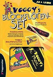 Voggenreiter - Flauta para niños Importado de Alemania