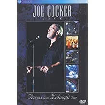 Joe Cocker - Across From Midnight Tour