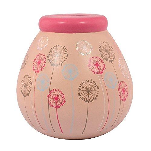 Pissenlit Pots de Rêves Tirelire pour économiser jusqu'& Smash Argent Boîte Cadeau