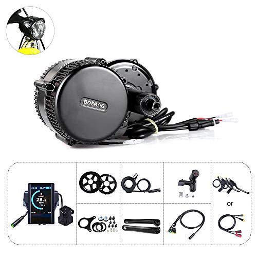 Elektrofahrrad-Umrüstsatz Mid Drive Kit Bafang BBS01B Midmotorsatz 350W 36V Ebike Motor Bafang Antriebssystem